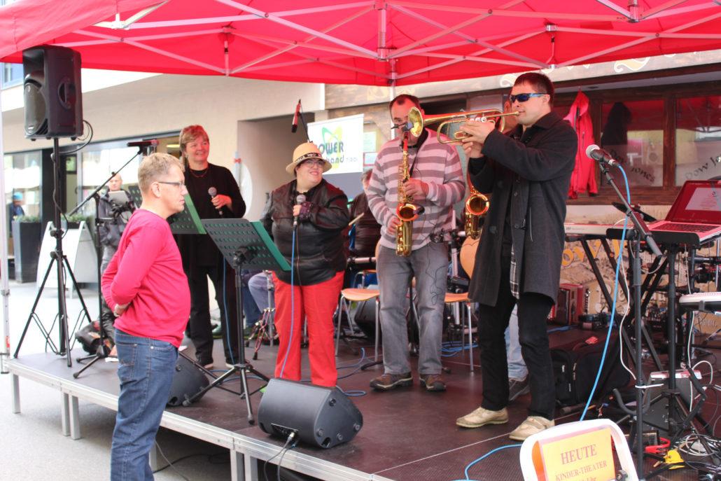 Powerband Tirol - Jazz und Partymusik - Liveband