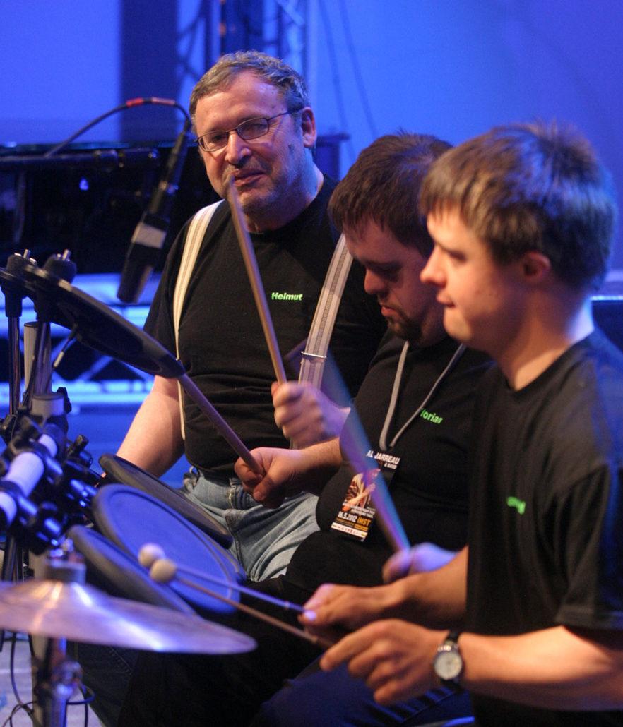 Powerband Tirol - Jazz und Partymusik - Liveauftritt